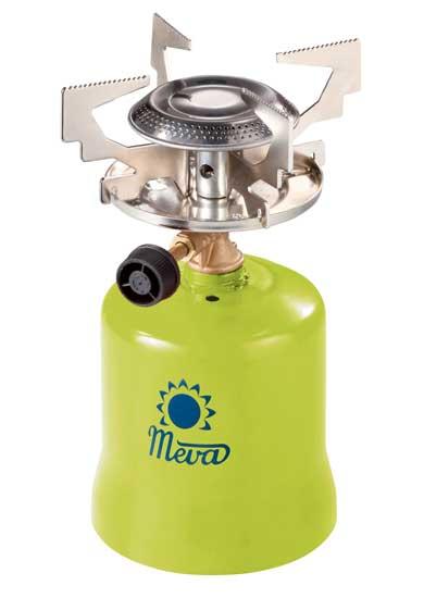 MEVA kemping gázfőző kemping tűzhely FOCUS KP06010