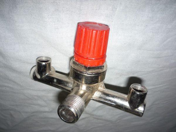 Kompresszor levegő elosztó KMPLE-01