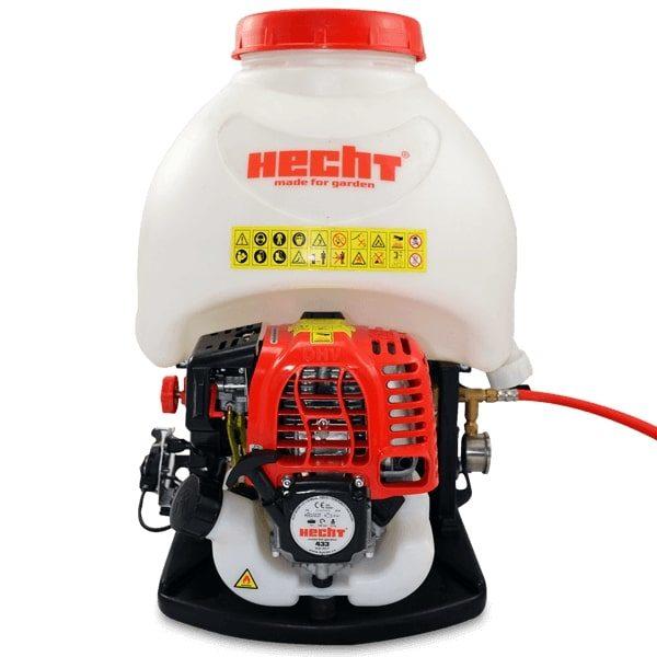 HECHT 433 Benzinmotoros háti permetező nagynyomású permetezőgép