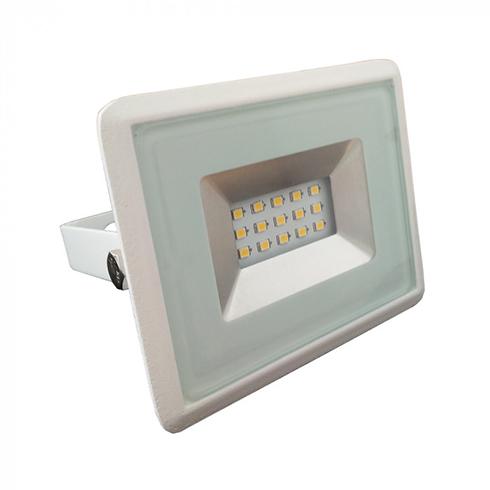 V-TAC kültéri LED reflektor lámpa 10W fehér 6400K hideg fehér 5945