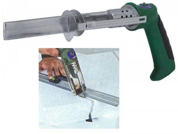 Dedra hevített  késes hungarocellvágó polisztirolvágó hungarocell vágó 220W DED7520