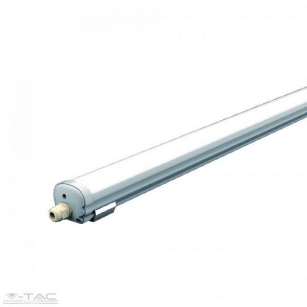 V-TAC LED Vízálló lámpa 36 W 120 cm természetes fehér IP65 armatúra fénycső 6285