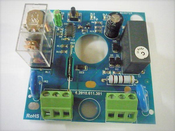 Leo PS-04A áramláskapcsoló nyomáskapcsoló press controll elektronikai panel LEOPS-04AP