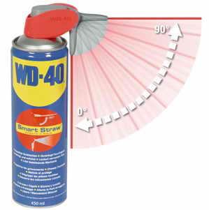 WD-40 WD40 WD 40  Smart  Straw fej univerzális  kenőanyag 450 ml WD-40-450