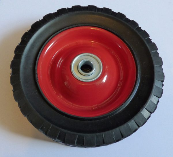 Univerzális kerék csapágyazással gumiköpennyel fém 150 mm 17-06020