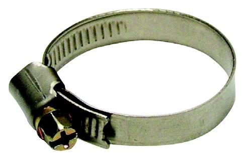 Tömlő bilincs csőbilincs  12-20  mm W2 rozsdamentes  acél ababilincs STSPH12