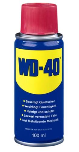 WD-40 WD40 WD 40  100  ml  univerzális  kenőanyag WD-40-100