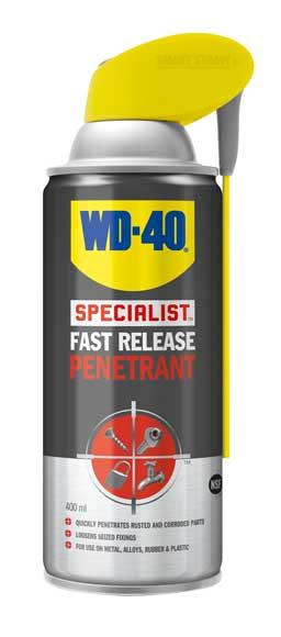 WD-40 WD40 WD 40  speciális  csavarlazító  spray  400  ml WDS-50362