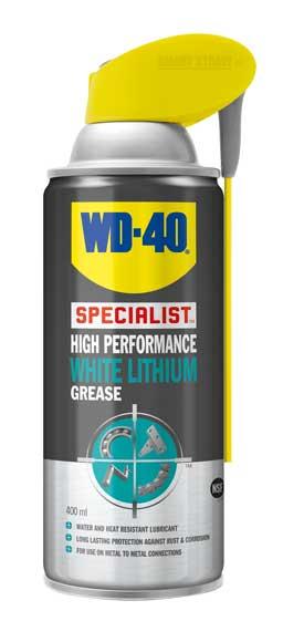 WD-40 WD40 WD 40  speciális  fehér  lítium  vazelin  spray  400  ml WDS-50391