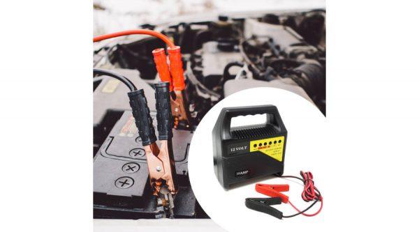 Straus akkumulátor töltő akkutöltő 10 A ST/CA-10B