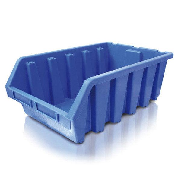 Erba tárolódoboz alkatrésztároló csavaratároló tároló doboz 500x333x187mm 553048