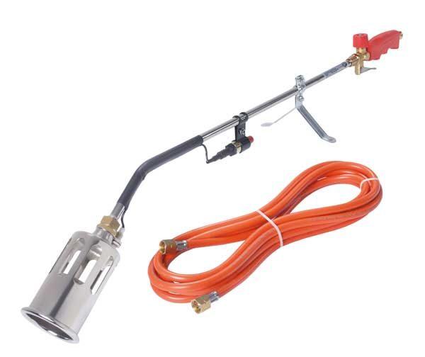 Rothenberger Romaxi gázperzselő perzselő disznóperzselő gázégő piezzo 5m 030955E