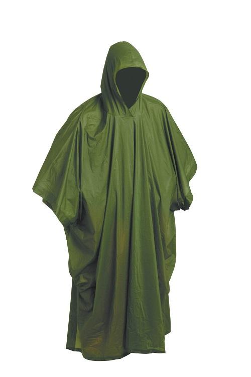 Poncsó PVC zöld 0311001110999