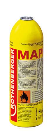 Rothenberger – speciális gáz keverék MAPP 750ml/411g 035551-C