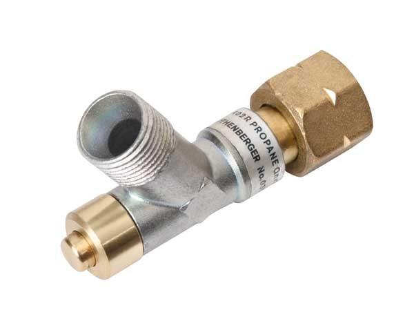 Rothenberger – PB gázszivárgás elleni védelem 1,5 bar 035925E