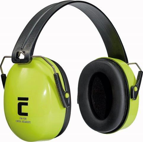 CIRON ADVANCE fülhallgató Hi-Viz HV – sárga CIRONADVANCE