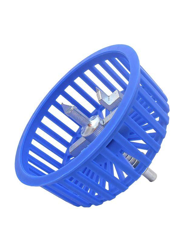 Állítható körkivágó csempéhez védőburkolattal 050005