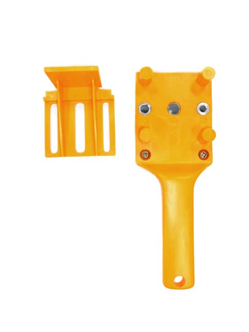 MAGG fatipliző szerszám kézi mestercsapozó fa tipliző 6, 8, és 10mm 060002