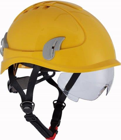 ALPINWORKER sisak WR szellőzővel – sárga ALPINWORKER-ZLU