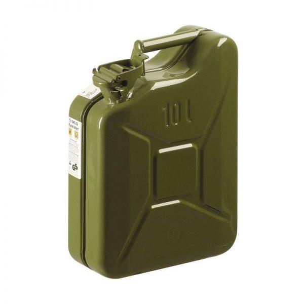 Fém  üzemanyag kanna benzines kanna marmon 10 l 070-0202