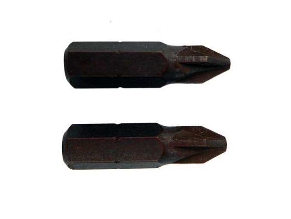 bit PZ2 25mm – 2db 080003
