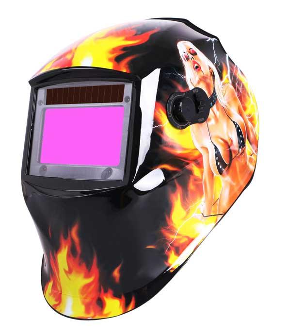 Magg Flames automata hegesztőpajzs hegesztő pajzs 90012
