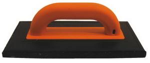 Simító ABS műanyag, barna 275x135x10mm 106351