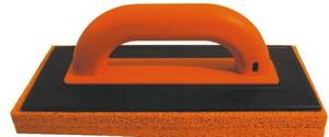 Simító ABS műanyag, finom szivacs 275x135x18mm 109010