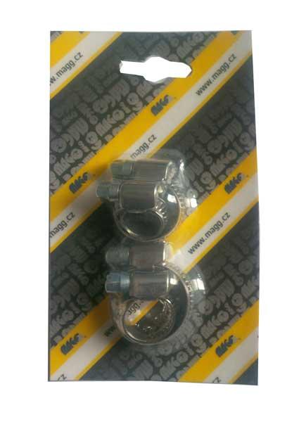 Rozsdamentes acél bilincs készlet W2 – 4db. 8,10,12,16mm 110039