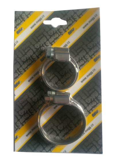 Rozsdamentes acél bilincs készlet W2 – 4db. 20,25,30,32mm 110040