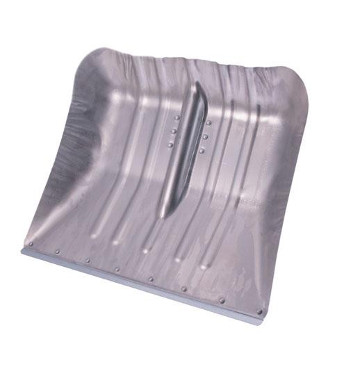 Alumínium hólapát, hajlított, acél éllel 110095