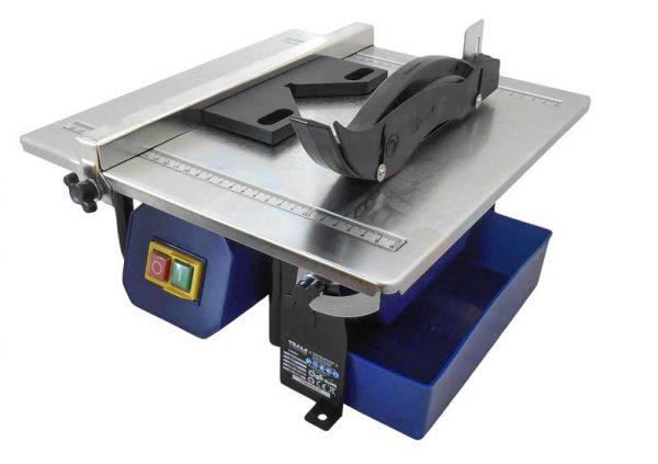 TUSON vizes csempe és járólap vágó elektromos csempevágó gép 600W 130039