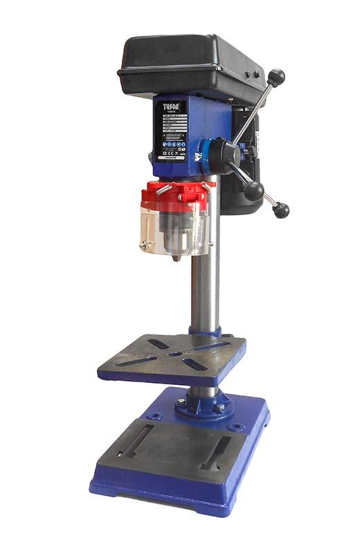 TUSON asztali fúrógép állványos fúrógép oszlopos fúrógép 500W 130044