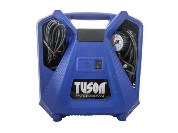 TUSON olajmentes kompresszor táska kompresszor 1,1kW 8 Bar 180l/perc 130045