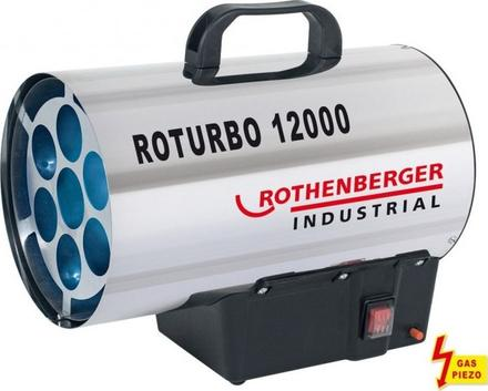Rothenberger – ROTURBO 12000 12kW, IP44 1500000050