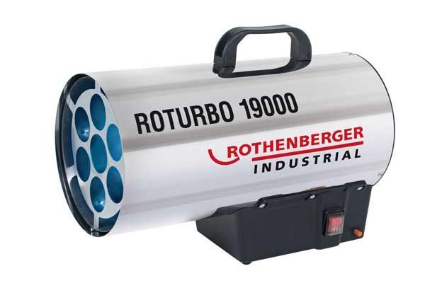 Rothenberger – hőlégbefúvó ROTURBO 19000 1500000051