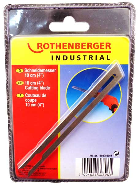 Rothenberger polisztirol vágó kés 10 cm Rothenberger 1500000062 polisztirol vágóhoz 1500000063