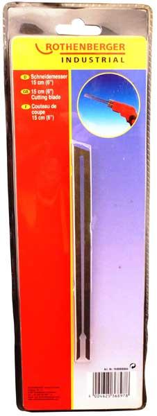 Rothenberger polisztirol vágó kés 15 cm Rothenberger 1500000062 polisztirol vágóhoz 1500000064