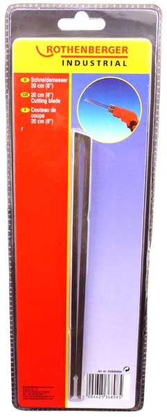 Rothenberger polisztirol vágó kés 20 cm Rothenberger 1500000062 polisztirol vágóhoz 15000 1500000065