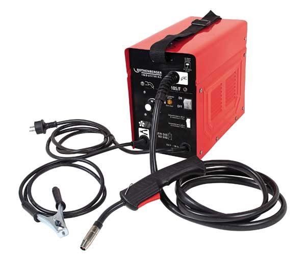 Rothenberger ipari hegesztő hegesztőgép fluxusos maghuzalhoz 45-90 A 1500000542