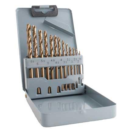 Fémfúró készlet HSS (13ks/1,5-6,5mm) COBALT 26020