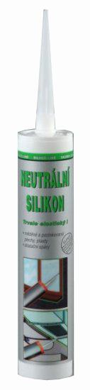 Den Braven – neutrál szilikon 310 ml patron- transzparens 30601SL