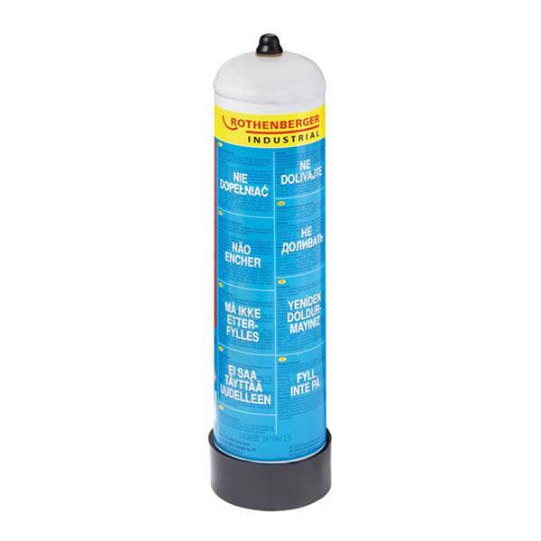 Rothenberger oxigénpalack hegesztéshez 110 bar 930 ml 35741