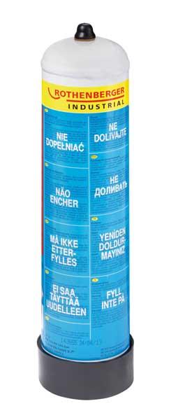 Rothenberger oxigénpalack 110 bar 930 ml 35741