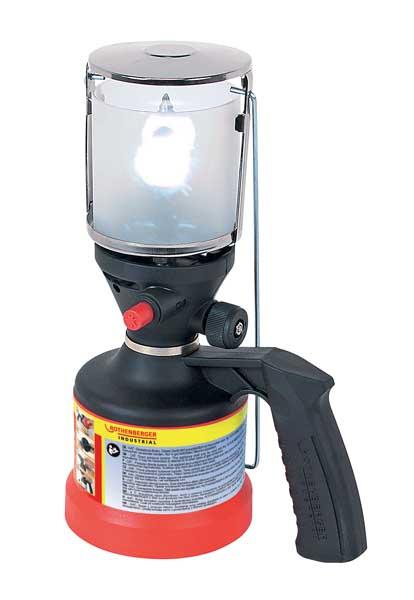 Rothenberger mobil kemping gázlámpa lámpa kertilámpa mobilfény 35902