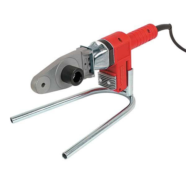 Rothenberger PVC cső hegesztő tokos műanyag cső hegesztő 20-40 mm-es csövekhez 650W 36051