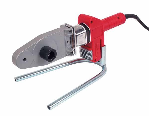 Rothenberger PVC cső hegesztő tokos műanyag cső hegesztő 20-83 mm-es csövekhez 800/870W csőheg 36062