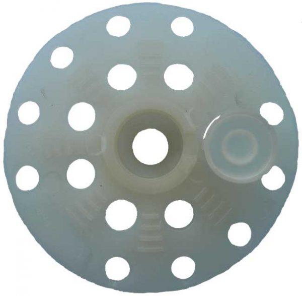 Szigetelés rögzítő tányér 60mm TTP 60/5-20 404012