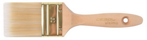 ULTIMO ecset 80 mm, lakkokhoz és vízbázisú festékhez 404680