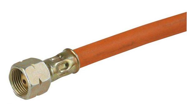 Meva PB gázcső gáztömlő 4 mm átmérő 5 m csatlakozóval 4575